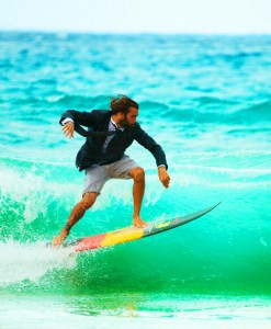 guy_surfing_in_shorts_tie_and_blazer